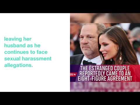 Georgina Chapman Set to Receive $15-20 Million in Harvey Weinstein Divorce Settlement