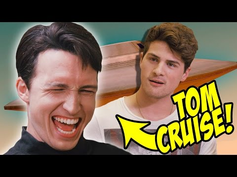 Tom Cruise is my roomate