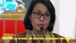 Video Gaji PNS 2019 Naik, Sri Mulyani: Berakibat Fatal Bila 2019 Gaji PNS Tidak Naik MP3, 3GP, MP4, WEBM, AVI, FLV November 2018