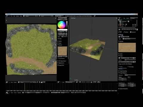 preview-Blender Terrain Mesh Tutorial (raven67854)