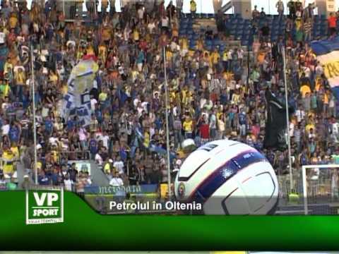 Petrolul în Oltenia