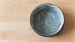 Video paso a paso: Cómo forrar correctamente un molde para torta o tortera