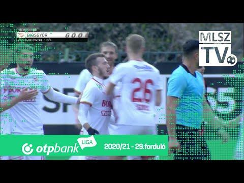 Asmir Suljić 1. gólja (BMTE - DVTK, 29. forduló)