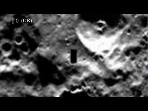 Alien Base Entrance Discovered On Mercury? 2012 HD