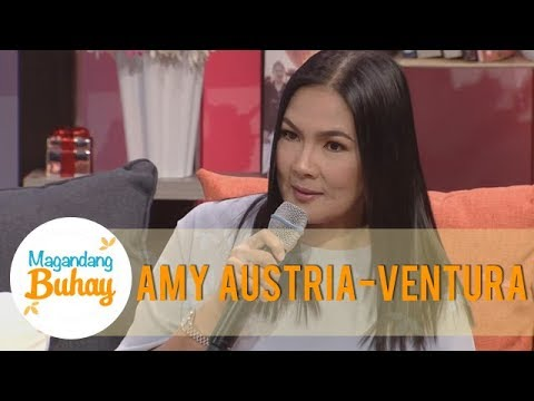 Magandang Buhay: Amy Austria looks back her experience while coping after losing Jay Ilagan