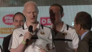 1. Wiener Sportstar 2016 - unser SNT
