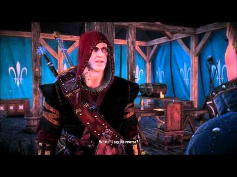 Geralt - Geralt meets up with Ves, and has a nice date.. If you know what I mean :)