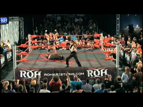 roh - This week on Ring of Honor Wrestling ... Rhett Titus & Charlie Haas face the Guardians of Truth in a first round match in the ROH World Tag Team Title Tourna...
