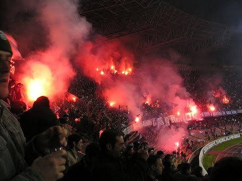 "Chant "" Un Giorno All´improviso"" - Napoli Ultras"