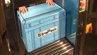 Strapack AQ-7M Ανοξείδωτη Τσερκομηχανή