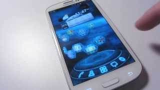 Next Launcher 3D Manuals YouTube video