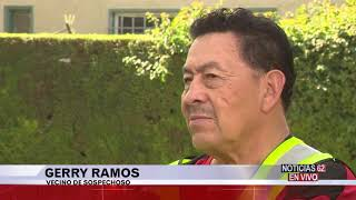 Sospechoso atrincherado en una vivienda en East Hollywood – Noticias 62 - Thumbnail