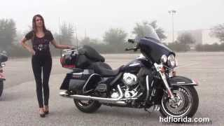4. Used 2013 Harley Davidson Electra Glide Ultra Limited Motorcycles for sale