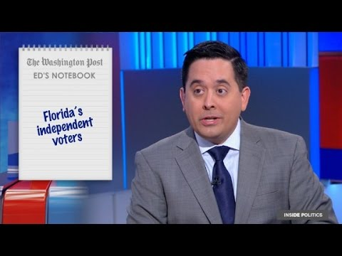 Voters increasingly independent in Sunshine state