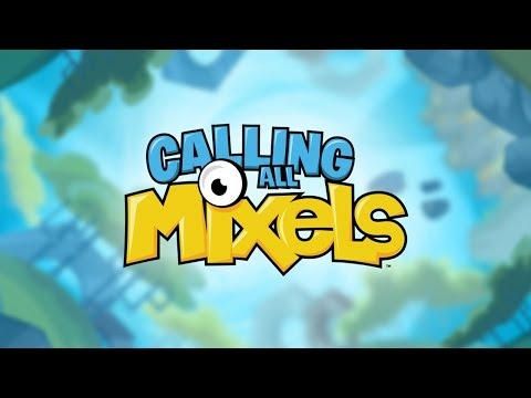 Calling All Mixels - Universal - HD Gameplay Trailer