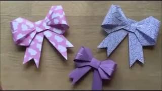 Download Lagu cara membuat hiasan kado (origami) Mp3
