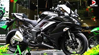 3. 2019 Kawasaki Ninja 1000 Stunning Black Color Walkaround Feature #Bikes@Dinos