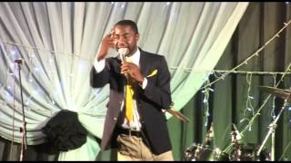 MC Danny B Crack Rips @ The BON Awards 2012
