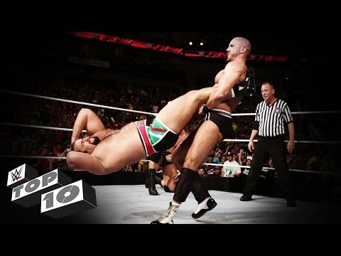 Superstar Finisher Combinations: WWE Top 10