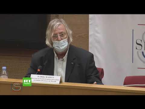 Covid-19 : audition devant la Commission d'enquête sénatoriale du professeur Didier Raoult