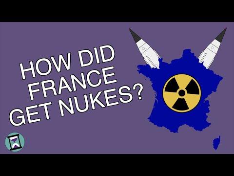 How did France Get Nukes? (Short Animated Documentary)