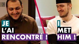 Video JE L'AI RENCONTRÉ ! - I MET HIM ! - FATIH SEFERAGIC - IMAM BOUSSENNA MP3, 3GP, MP4, WEBM, AVI, FLV Juni 2018