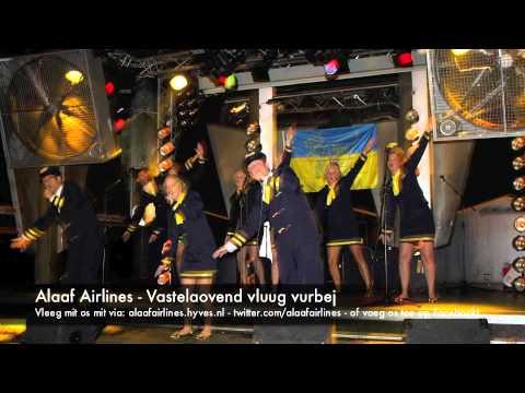 Alaaf Airlines - Vastelaovend vluug vurbej