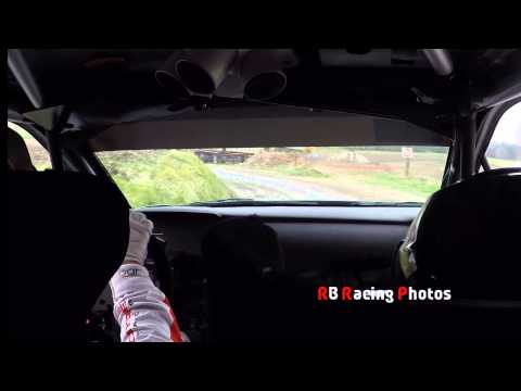Rallye Epernay Vins de Champagne 2015 Sébastien Loeb - Sandra Rebout