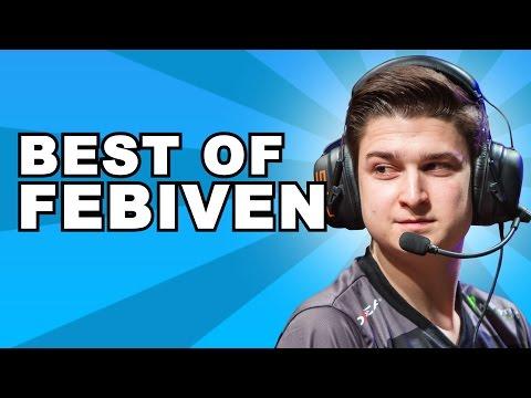 Best of Febiven | Pro Midlaner