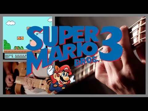 A Wonderful Cover of the  Super Mario Bros 3  Soundtrack With All the Sound Effects Created Using a