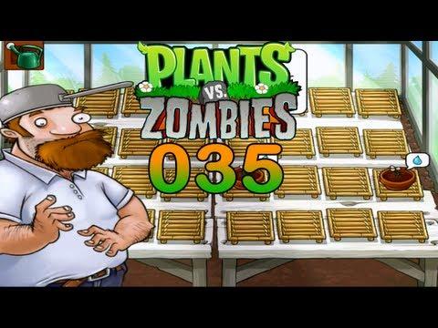 Let's Play Plants vs Zombies #035 Tritt der SUPER-GAU ein?  (Deutsch) (HD) | LPC