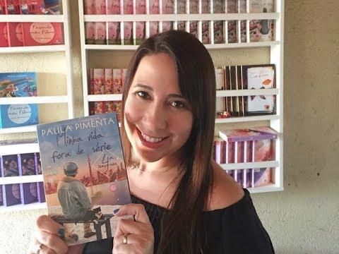 Paula Pimenta apresenta Minha vida fora de série 4