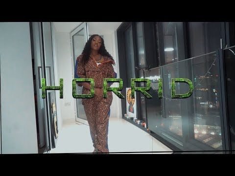 LADY LESHURR | HORRID | MUSIC VIDEO @LadyLeshurr