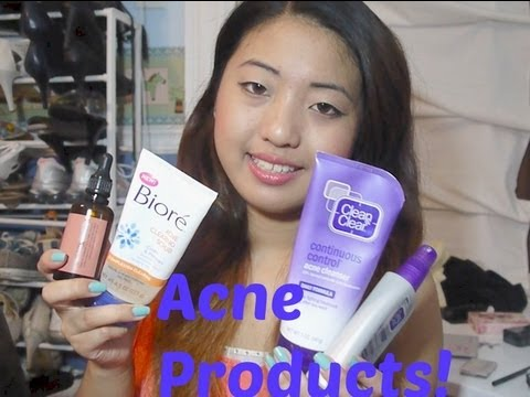 how to clear acne uk