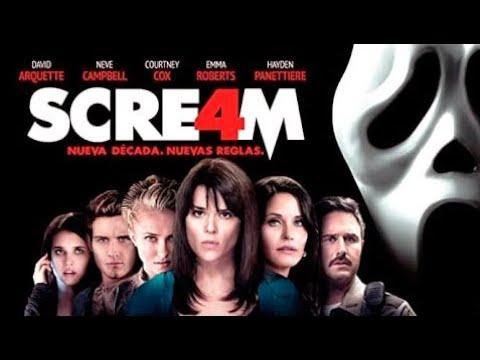 Scream 4 (Trailer español)