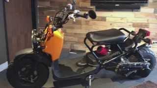 3. Honda Ruckus GY6 swap kit