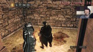This is my first time playing Scholar of the First Sin on the PS4, with live commentary. I DID play the original Dark Souls II when it...