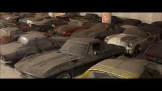 Video 36 Corvettes found in underground building! MP3, 3GP, MP4, WEBM, AVI, FLV Juli 2018