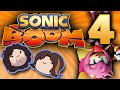 Sonic Boom: Needs More Metal Part 4 Game Grumps