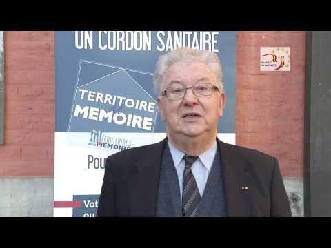 Remise du prix « Passeurs de mémoire 2013 » au Parlement wallon