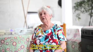 geisa ramiro, professora aposentada
