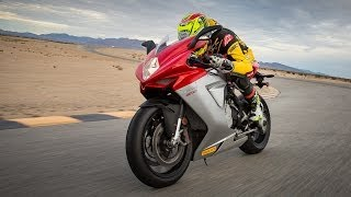 2. 2014 MV Agusta F3 800 - Light-Heavyweight Shootout Part 4 - MotoUSA
