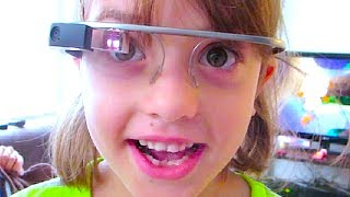 GOOGLE GLASS FOR KIDS!