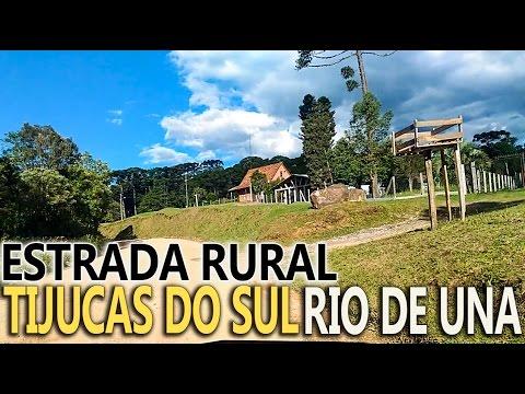 Estrada Velha de Joinville | Tijucas do Sul, Rio de Una e Contenda