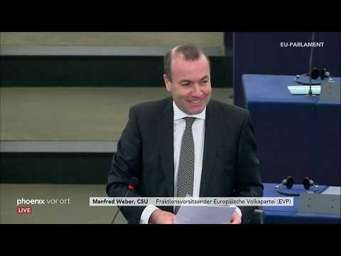 Plenartagung des Europäischen Parlaments: