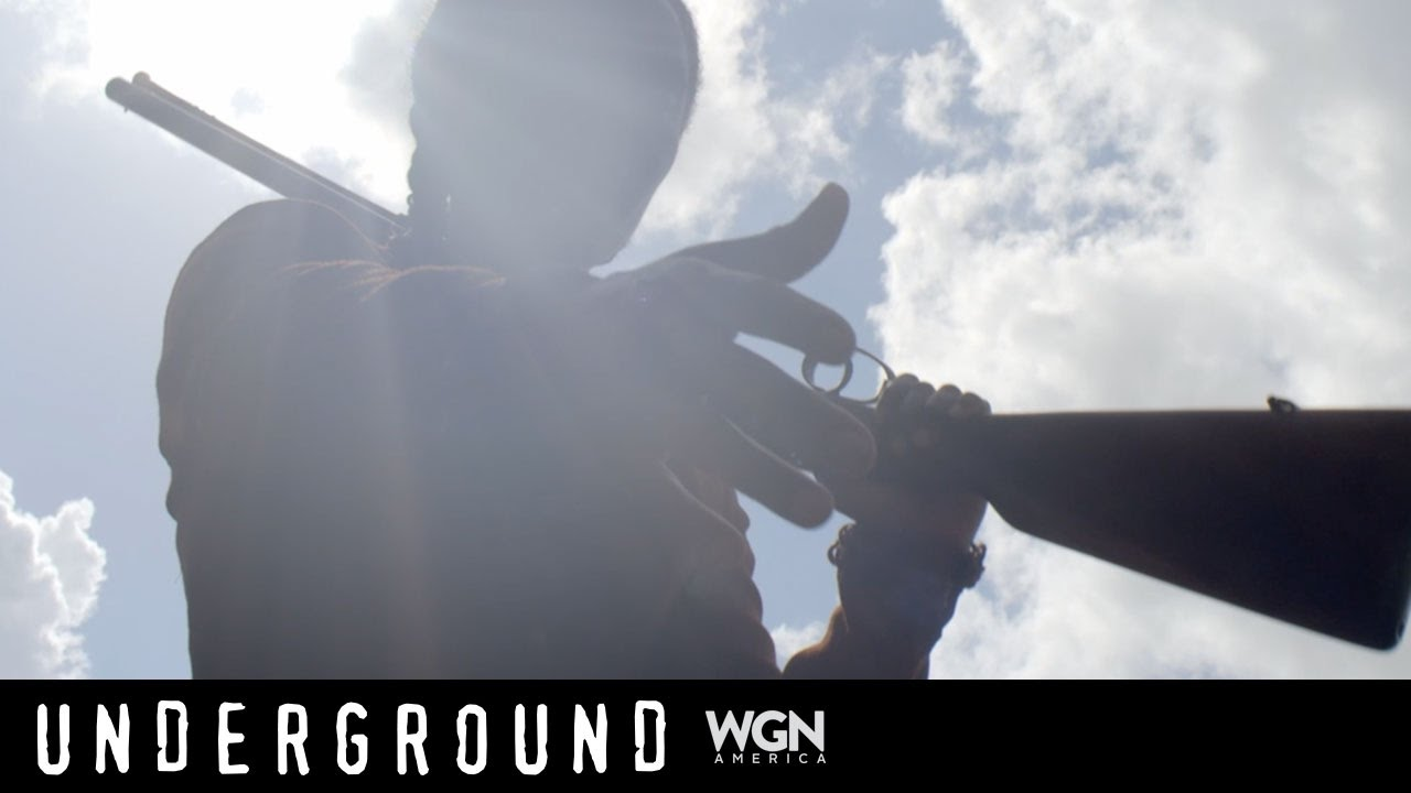 Fearless Fighters. WGN's Slavery Series 'Underground' (Teaser Trailer) Season 2 Railroad Heroic Story of Freedom