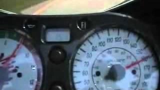 4. Suzuki Hayabusa Turbo Velocidad max 390kph