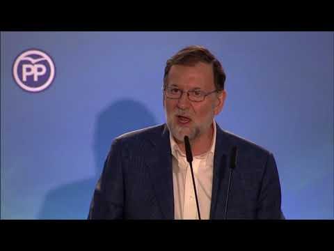 """Rajoy: """"No aceptamos la demagogia de quienes llevaron el país al borde de la quiebra"""""""