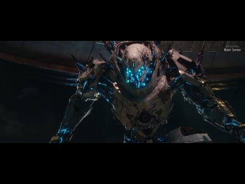 Pacific Rim: Uprising (2018) - Infested Jaegers ambush - Only action [4K]