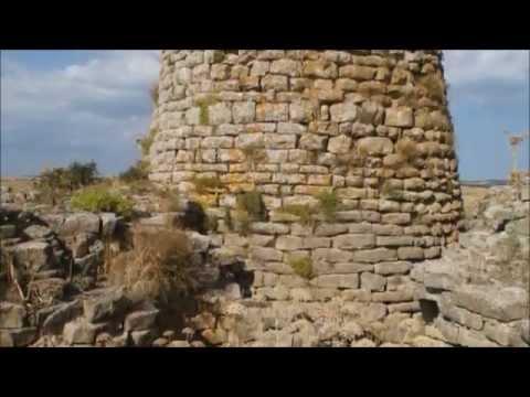 il nuraghe piscu di suelli - archeologia della sardegna
